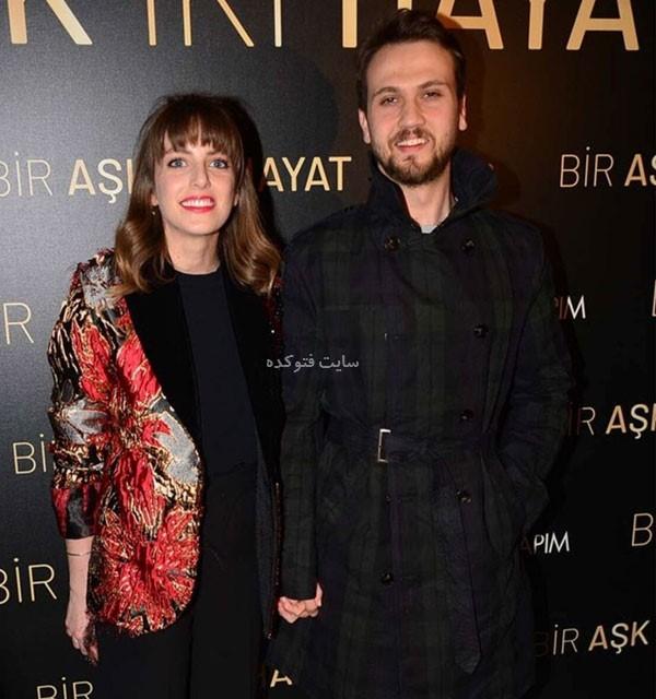 آراس بولوت اینملی و همسرش بیگه اونال