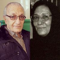 بیوگرافی جلال مقامی و همسرش رفعت هاشم پور + عکس ها