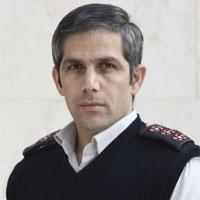 جلال ملکی سخنگوی آتش نشانی + زندگی شخصی