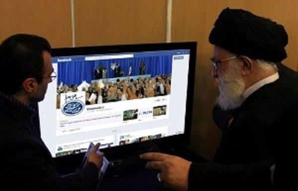 ماجرای بازدید رهبری از فیسبوک خود با عکس,عکس جعلی از رهبر انقلاب اسلامی,عکس جعلی آیت الله خامنه ای رهبر ایران,عکس بازدید رهبری از صفحه شخصی خود در فیسبوک,فیسبوک رهبری انقلاب,فیسبوک رهبر,آدرس facebook رهبر