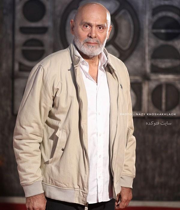 جمشید هاشم پور با عکس و داستان زندگی شخصی