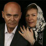 عکس جمشید هاشم پور و همسرش + بیوگرافی و خانواده