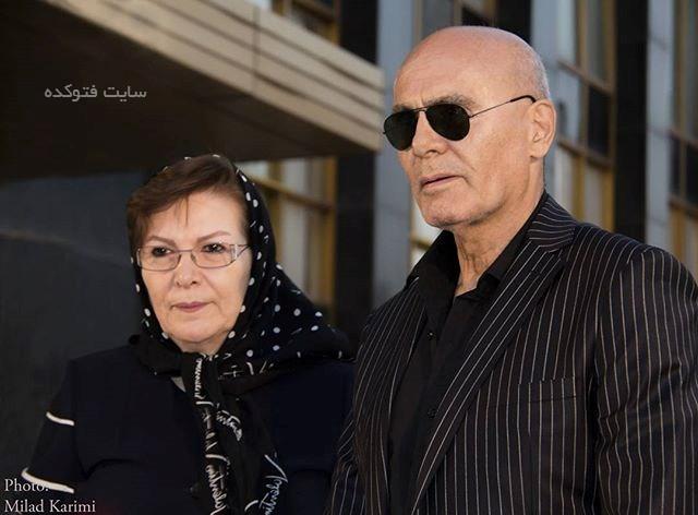 همسر جمشید هاشم پور