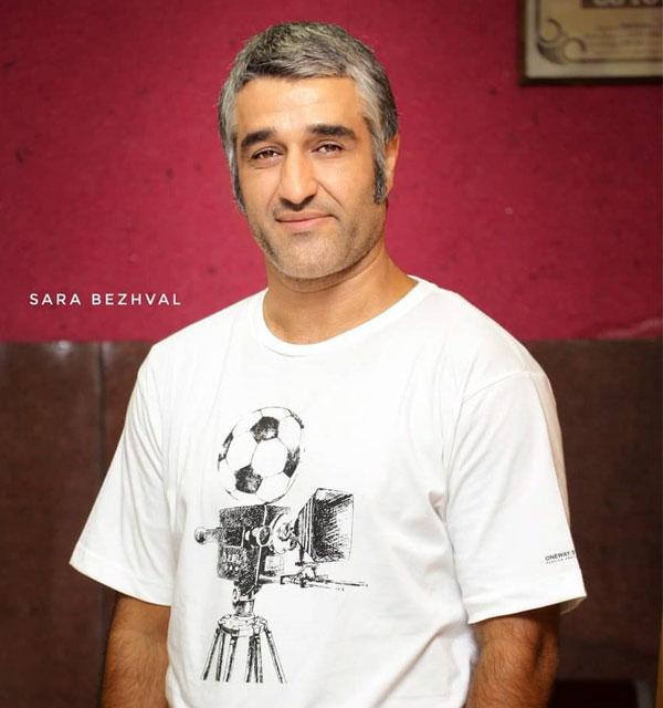 عکس های پژمان جمشیدی فوتبالیست