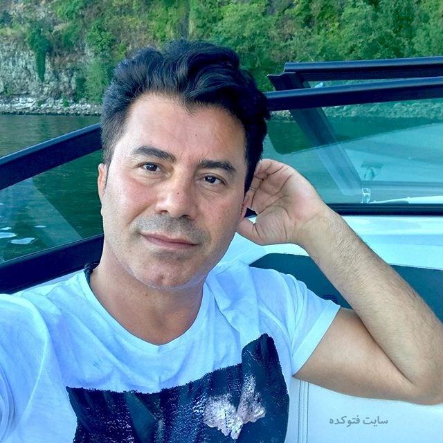 عکس و بیوگرافی جمشید خواننده