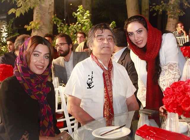 عکس بازیگران جشن روز ملی سینما 95