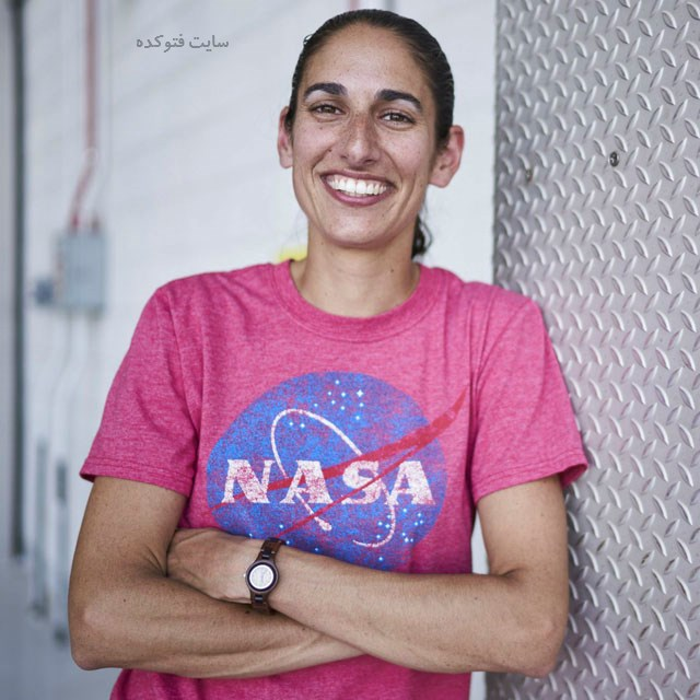 بیوگرافی یاسمین مقبلی فضانورد ایرانی + عکس جدید و متفاوت