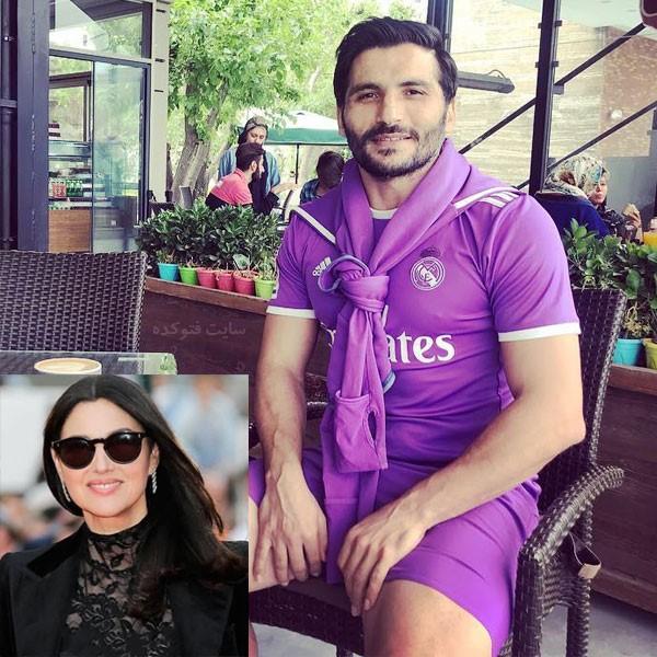 جواد کاظمیان و مونیکا بلوچی + زندگی شخصی