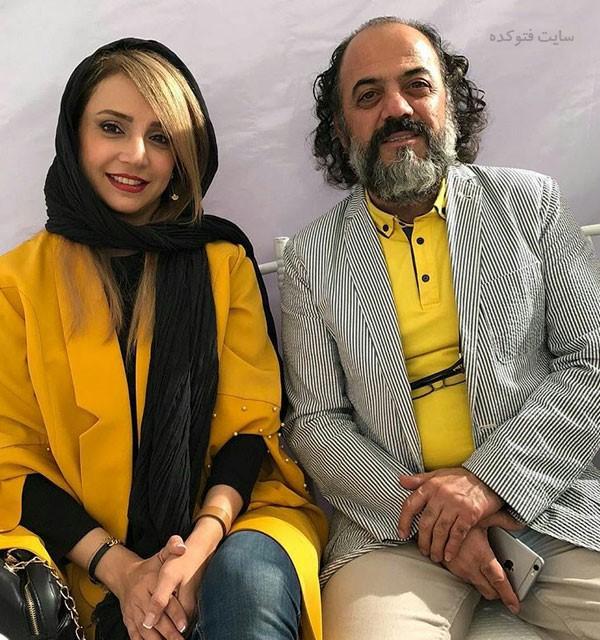 عکس های جواد افشار و شبنم قلی خانی