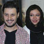 جواد عزتی و همسرش مه لقا باقری + زندگی باحال