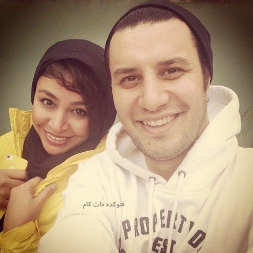 جواد عزتی و همسرش مه لقا باقری + زندگینامه