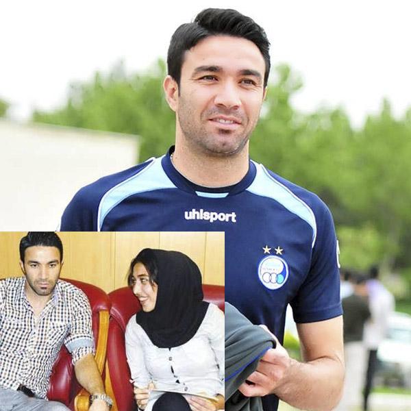 جواد نکونام و همسرش + بیوگرافی کامل