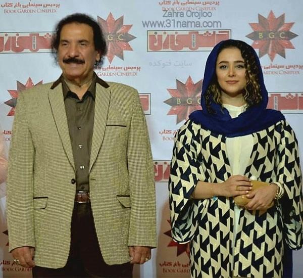 عکس جواد یساری و الناز حبیبی در فیلم دشمن زن