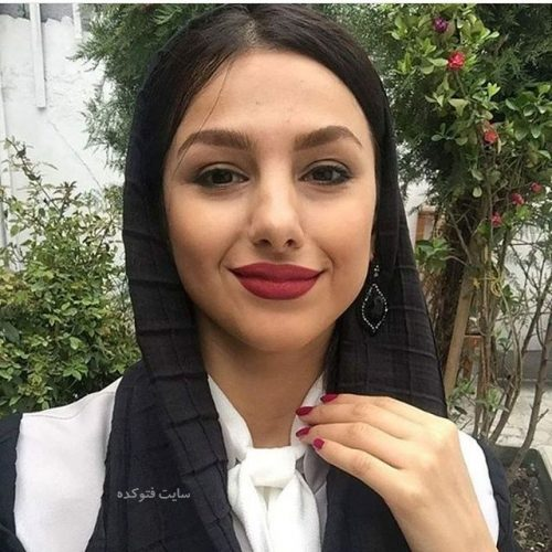 جوانه دلشاد بازیگر زن خوشگل + بیوگرافی