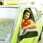 جوانمردی راننده تاکسی