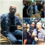 ویدیو و عکس عزاداری جناب خان در محرم