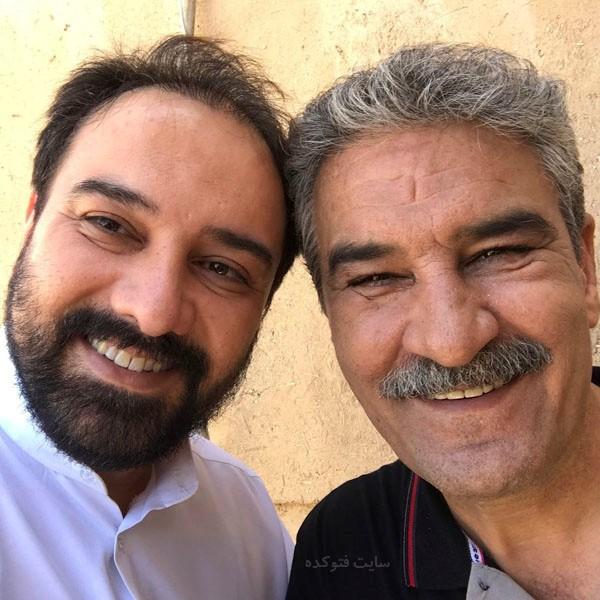 عکس های جعفر دهقان و برزو ارجمند + بیوگرافی