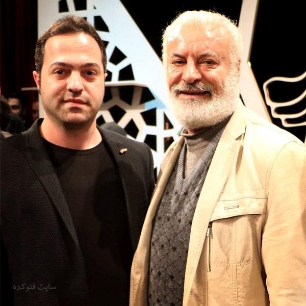 زندگینامه جهانبخش سلطانی بازیگر ایرانی