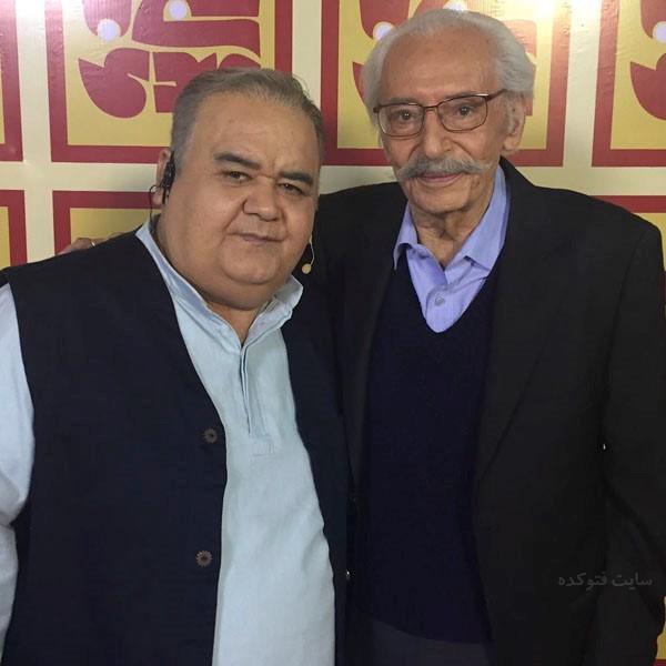 جمشید مشایخی و اکبر عبدی + بیوگرافی کامل