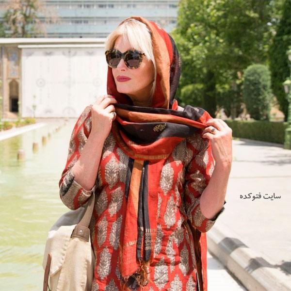 عکس های جوانا لاملی در ایران + بیوگرافی