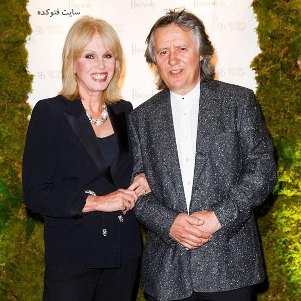 جوانا لاملی و همسرش + زندگینامه شخصی