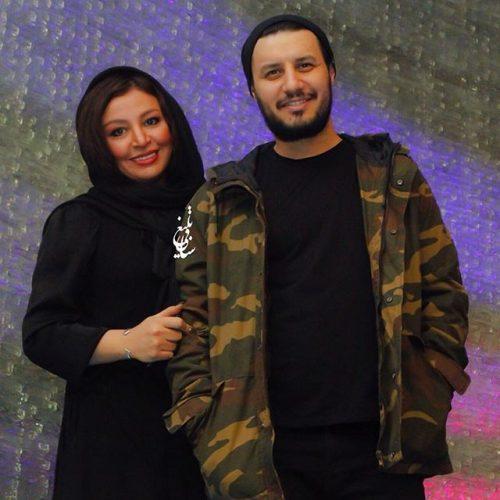 عکس جواد عزتی و همسرش مه لقا باقری + زندگینامه کامل