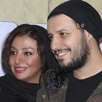 عکس جواد عزتی و همسرش مه لقا باقری + زندگینامه