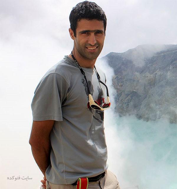 عکسبیوگرافی جواد قارایی