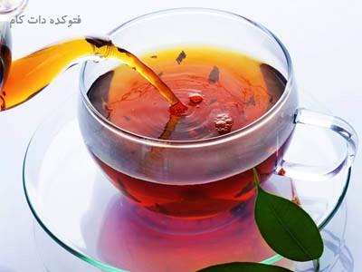 چای التیام دهنده طبیعی کبودی