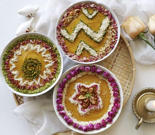 طرز تهیه کاچی دسر خوشمزه سنتی + خواص کاچی