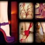 مدل کفش تابستانی مجلسی 2014