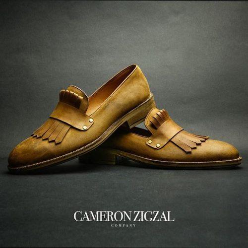 عکس مدل کفش لاکچری مردانه شیک و متفاوت 2017