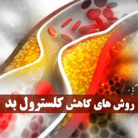 کاهش کلسترول خون بالا + 43 روش کاهش کلسترول LDL در خانه