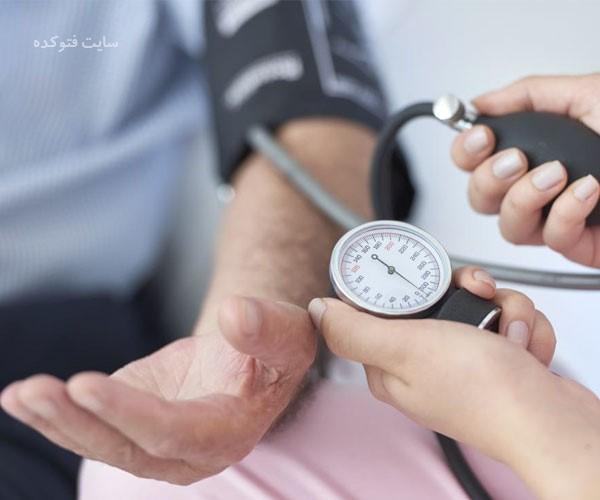 درمان طبیعی فشار خون بالا چیست