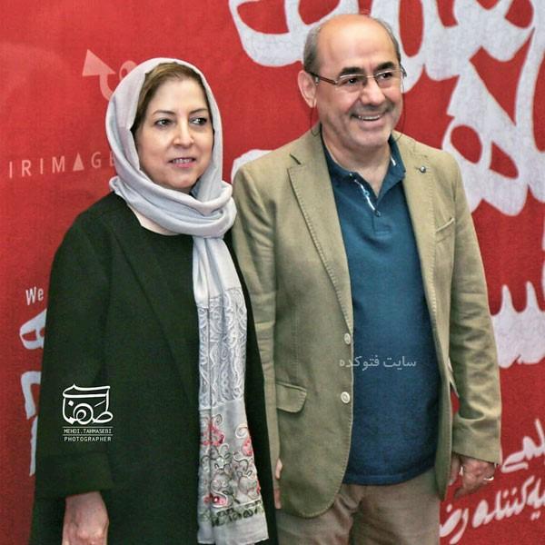 عکس های کمال تبریزی کارگردان و همسرش + بیوگرافی
