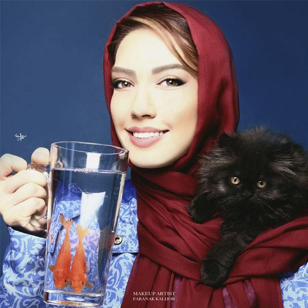 عکس بیوگرافی شهرزاد کمال زاده Shahrzad Kamalzadeh بازیگر زن ایرانی