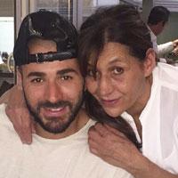 بیوگرافی کریم بنزما و همسرش + زندگی شخصی ورزشی