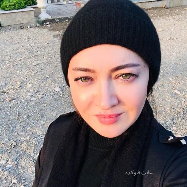عکس نیکی کریمی Niki Karimi بدون آرایش