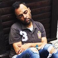 شهرام کاشانی در گرداب اعتیار و الکل