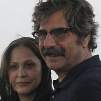 عکس و بیوگرافی عزت الله مهرآوران و همسرش + زندگی شخصی