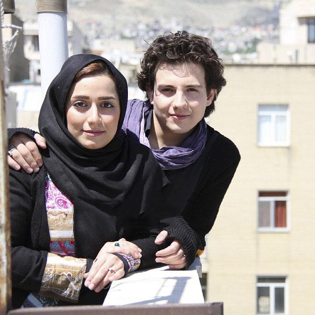 همسر امیر کاظمی خانم مهتاب محسنی + بیوگرافی کامل
