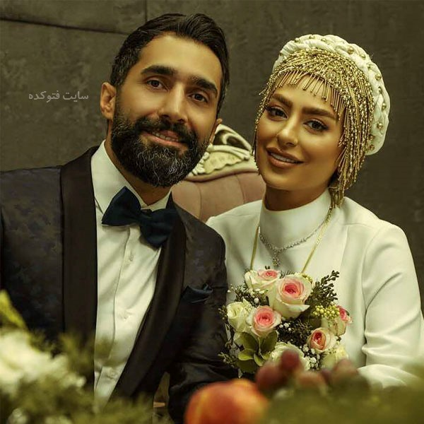 هادی کاظمی و همسرش سمانه پاکدل + بیوگرافی کامل