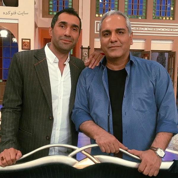 هادی کاظمی بازیگر و مهران مدیری + بیوگرافی کامل