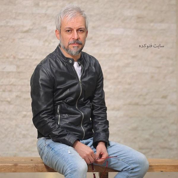 بیوگرافی کاظم سیاحی بازیگر و صداپیشه جیگر