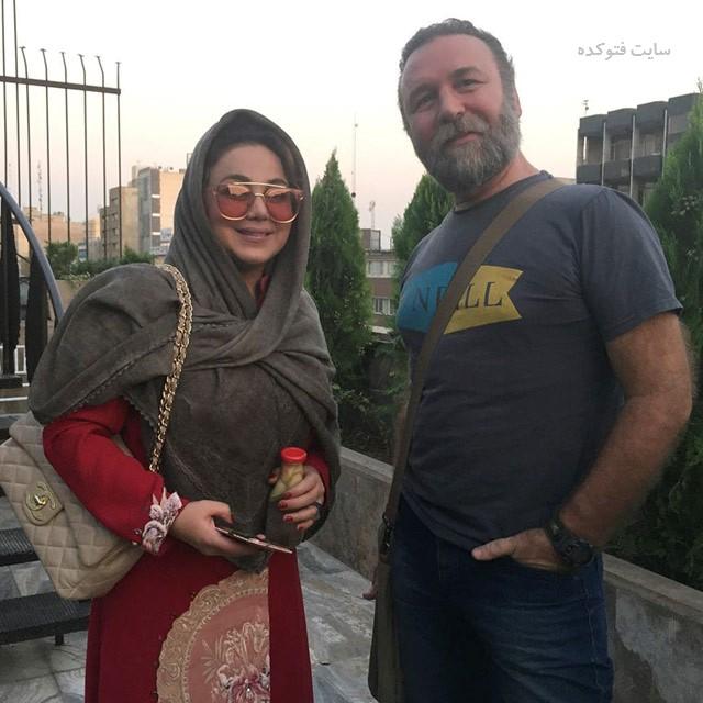 عکس کیهان ملکی و بهنوش بختیاری