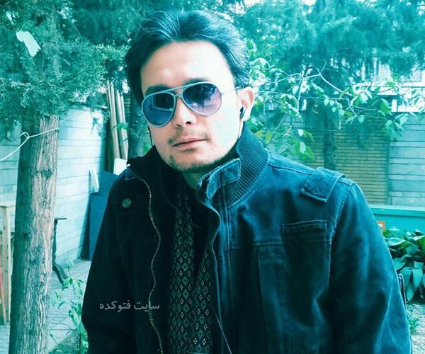 کیوان محمودنژاد بازیگر کیست + ازدواج اول و دوم