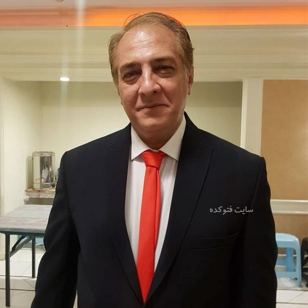 ایرج نوذری در عکس و بیوگرافی بازیگران سریال خواب زده