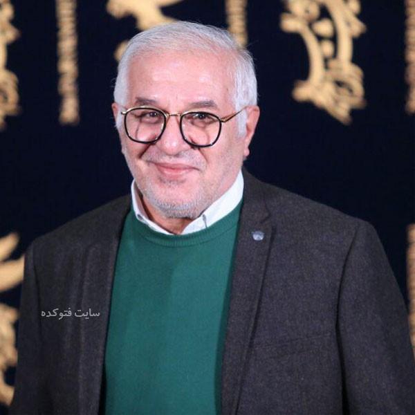 فرید سجادی حسینی در نقش رستم