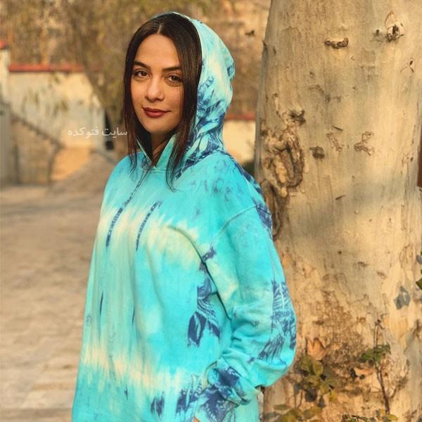 مارال فرجاد در عکس و بیوگرافی بازیگران سریال خواب زده
