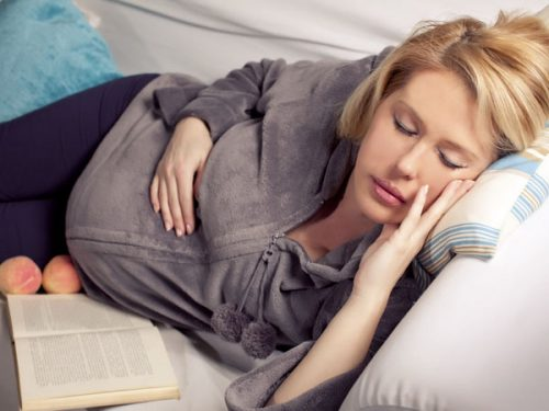 اختلالات خواب در بارداری دلیل و درمان پزشکی
